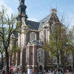  The West Kerk near Casa Luna