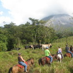 ‪Arenal Volcano riding tour‬