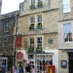 The oldest house in Bath is the home of Sally Lunn's