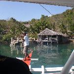 Foto van Chindonan Island Resort & Divecenter