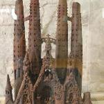  La Sagrada Familia, Xocolata Museu