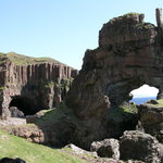 Carsaig Arches