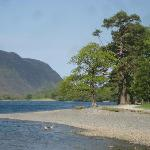 Buttermere lakeshore walk