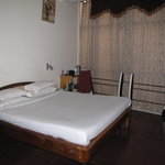 Boulevard hotel deluxe room, comfortable and roomy (remoteness of the city is taken into account