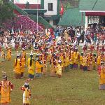  The Khasi spring festival