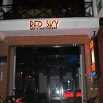 Red Sky Bar & Restaurant Foto