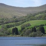 Talybont on Usk reservoir, a gentle stroll from the village