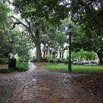  Lafayette Square, Savannah Georgia