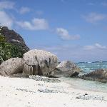 La Digue, Anse source d'argent