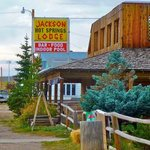 Jackson Hot Springs Lodgeの写真