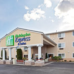 Bild från Holiday Inn Express Burlington