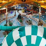 Grand Lodge Lodger's Landing Waterpark