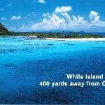  400 yards away from Carriacou