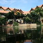 part of the pool