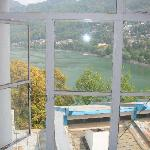  Naini Lake View from Hotel Room