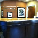Foto van Hampton Inn Longview South
