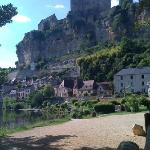  Le village juste a cot Beynac magnifique