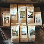 We have 100% Kona Coffee to taste and buy