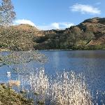 the view over Rydal