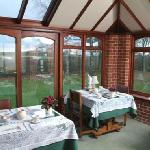  Breakfast room Jerico Farm