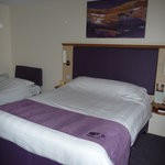 Foto di Premier Inn Nottingham City Centre - Goldsmith St