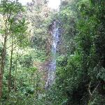  waterfall mnt sky