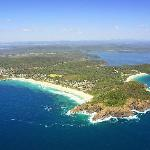 Blueys Beach, Boomerang Beach, Elizabeth Beach & Wallis Lake