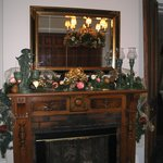 Fire Place all dressed up