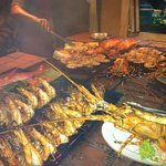  seafood BBQ