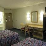 Nice double room on third floor