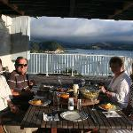  Why Worry Evening Meals on the Deck