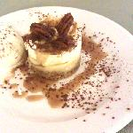  Banoffee Pie, Pecans, Caramel Sauce, Vanilla Ice Cream