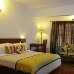 Deluxe Room - Spacious and Luxurious