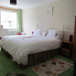 Haye Farm bedroom