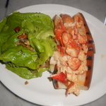 Lobster Roll, hot with butter