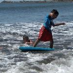 Foto de Santa Catalina Surf Point Camping & Hostel