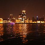 Shanghai Bund from the other side