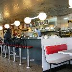  Interior of Elkton Waffle House