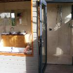 indoor outdoor bath