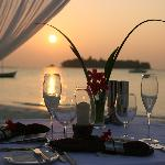 Private Dinner: Beach Dinner