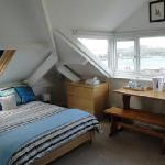  Attic Room with sea view