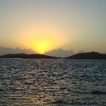 Culebrita at Sunrise