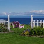 Φωτογραφία: Sea Cliff Gardens Bed & Breakfast