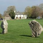 The Lodge Avebury Foto