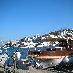 elounda harbour