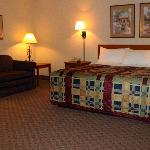 AmericInn Lodge & Suites Harrington resmi