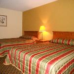 Rooms for up to 4 persons