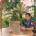 My 35th Birthday at Pousada de Baucau