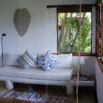 SALA DE ESTAR DE BUNGALOWS