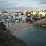  Carvoeiro at sundown